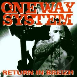 One Way System - Return In Breizh CD Cover Art