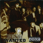 Lone Star Ridaz - Wanted CD Cover Art