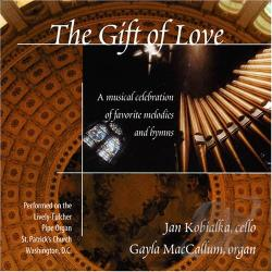 Kobialka, Jan & MacCallum, G - Gift of Love CD Cover Art