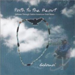 Golana - Path to the Heart CD Cover Art