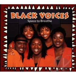 Black Voices - Space To Breathe CD Cover Art