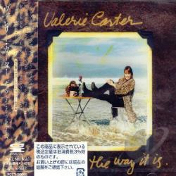 Carter, Valerie - Way It Is CD Cover Art