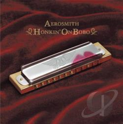 Aerosmith - Honkin' On Bobo CD Cover Art