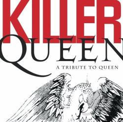 Killer Queen: A Tribute to Queen CD Cover Art