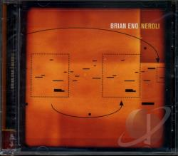 Eno, Brian - Neroli CD Cover Art