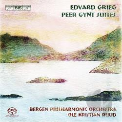 Bergen Philharmonic Orch / Grieg / Ruud - Peer Gynt Suites CD Cover Art