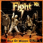 Fight - K5 - The War Of Words Demos (Remixed & Remastered) DB Cover Art