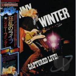 Winter, Johnny - Captured Live! CD Cover Art