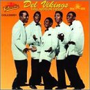 Del Vikings - 1956 Audition Tapes CD Cover Art