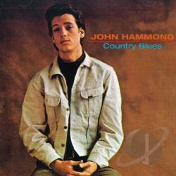 John Hammond, Jr. - Country Blues CD Cover Art