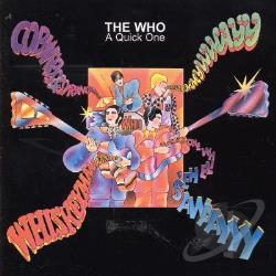 Who - Quick One (Happy Jack) CD Cover Art