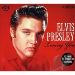 Presley, Elvis - Loving You CD Cover Art