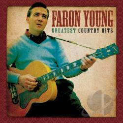 Young, Faron - Greatest Country Hits CD Cover Art