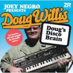 Willis, Doug - Doug's Disco Brain CD Cover Art
