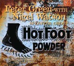 Green, Peter - Hot Foot Powder CD Cover Art
