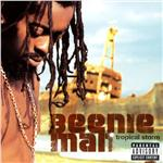 Beenie Man - Tropical Storm DB Cover Art