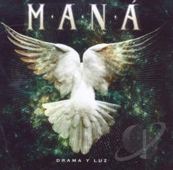 Mana - Drama y Luz CD Cover Art