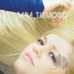 Tiemogo, Sara - Red CD Cover Art