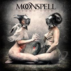 Moonspell - Alpha Noir CD Cover Art