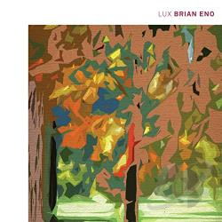 Eno, Brian - Lux CD Cover Art