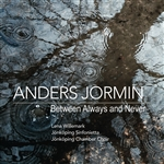 Jonkoping Sinfonietta / Jormin, Anders - Anders Jormin: Between Always and Never CD Cover Art