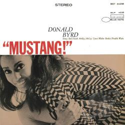 Byrd, Donald - Mustang+2 CD Cover Art