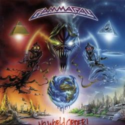 Gamma Ray - No World Order CD Cover Art
