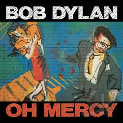 Dylan, Bob - Oh Mercy CD Cover Art