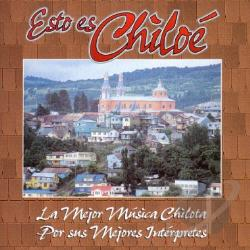 Esto Es Chiloe CD Cover Art