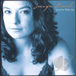 Daniels, Jennifer - Summer Filled Sky CD Cover Art