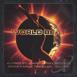 Tekbilek, Omar Faruk / World Beat - World Beat CD Cover Art