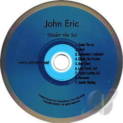 Eric, John - Under the Ice CD Cover Art