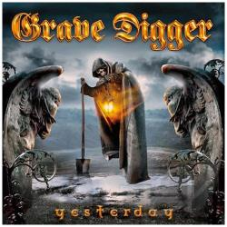 Grave Digger - Yesterday CD Cover Art
