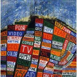 Radiohead - Hail To The Thief CD Cover Art