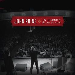 Prine, John - In Person & On Stage CD Cover Art