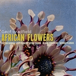 Bradfield, Geof - African Flowers CD Cover Art