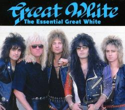 Great White - Essential Great White CD Cover Art