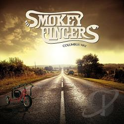 Smokey Fingers - Columbus Way CD Cover Art