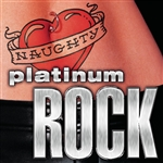 Naughty Platinum Rock CD Cover Art