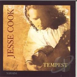 Cook, Jesse - Tempest CD Cover Art