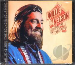 Nelson, Willie - Sound In Your Mind CD Cover Art