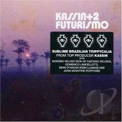 Kassin, Alexandre - Futurismo CD Cover Art