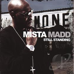 Madd, Mista - Still Standing CD Cover Art
