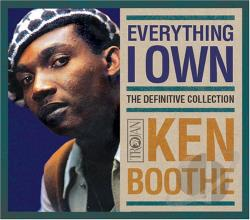 Boothe, Ken - Everything I Own: Definitive Collection CD Cover Art