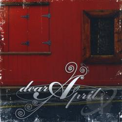 Dear, April - EP CD Cover Art