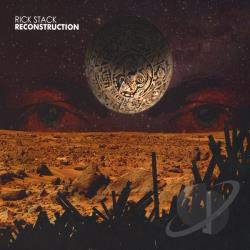 Stack, Rick - Reconstruction CD Cover Art