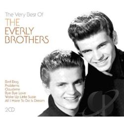 Everly Brothers - Very Best Of The Everly Brothers CD Cover Art