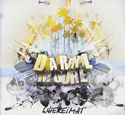 Moore, Darryl - Where I'm At CD Cover Art