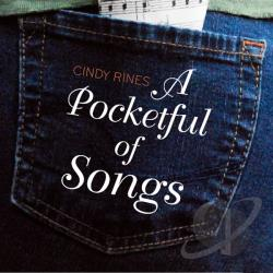 Rines, Cindy - Pocketful Of Songs CD Cover Art