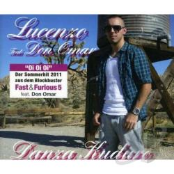 Lucenzo / Omar, Don - Danza Kuduro DS Cover Art
